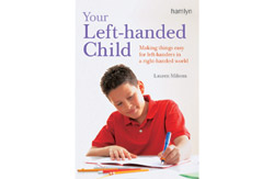 your left-handed child