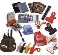 Stationery and office consumables