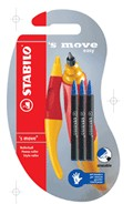 Stabilo S Move Easy Yellow + Red