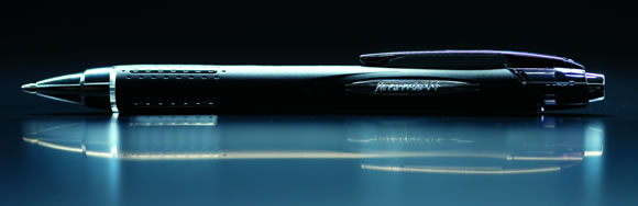 The JetstreamSX210 RT fast drying rollerball pen