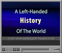 Famous lefthanders book video