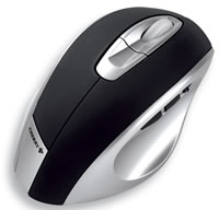 Cherry left-handed mouse