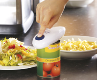 Culinare One Touch automatic can opener