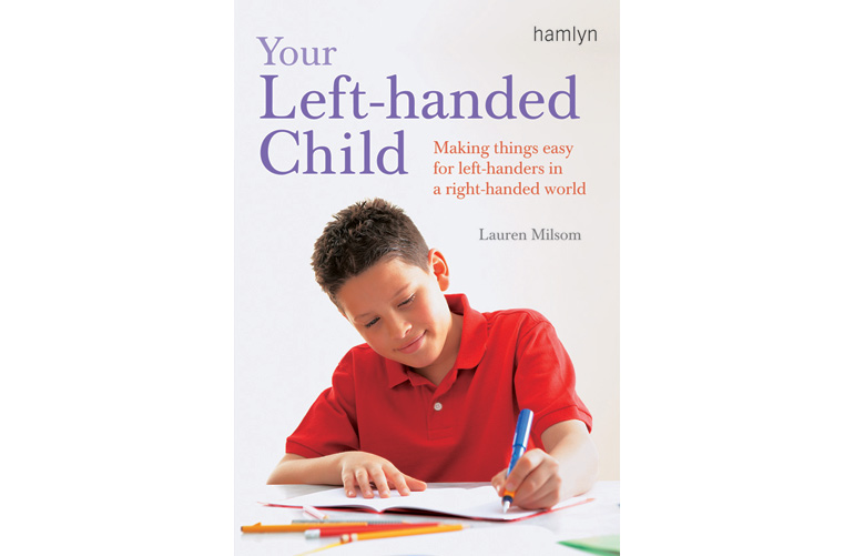 Your left handed child book